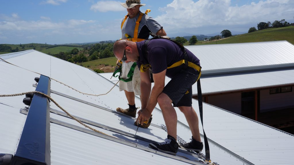 Apricus Solar Collector Installer