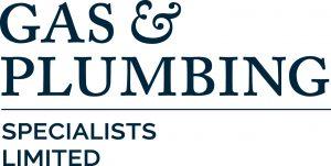 Gas Plumbing Specialist Logo