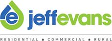 Jeff Evans Logo