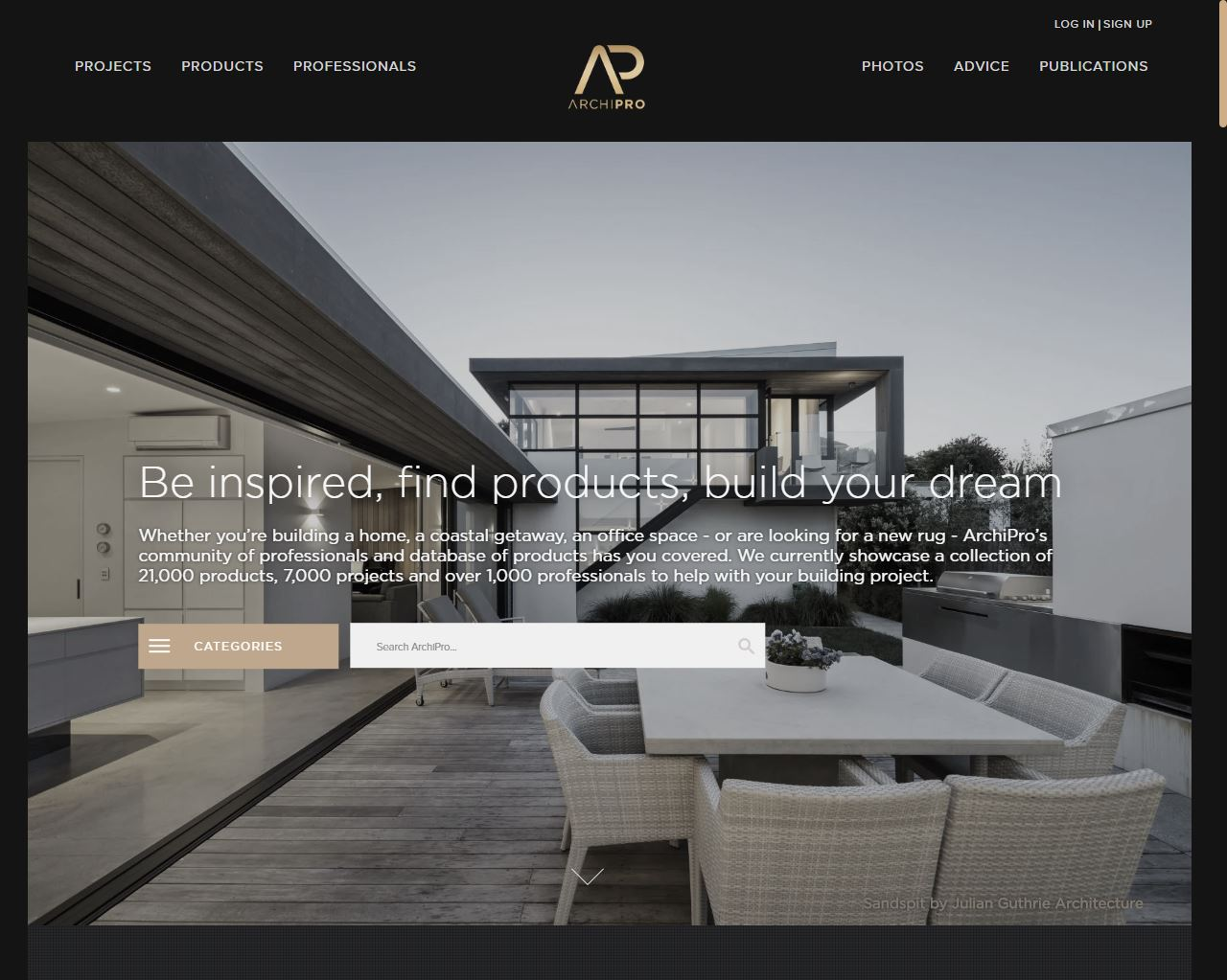 Find inspirational solar systems on ArchiPro